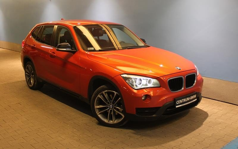 Bmw X1 20d Xdrive Centrum Bmw Phantom